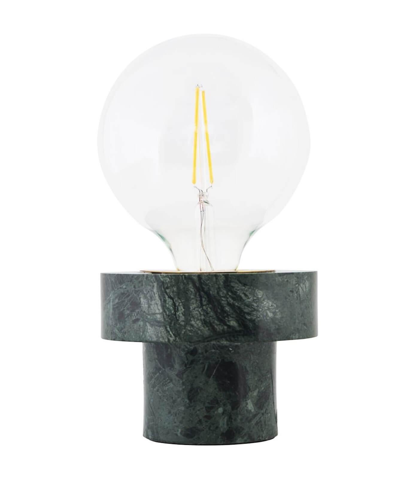 Marbre Pin Vertlaiton De Lampe Table 5RLc34AjqS