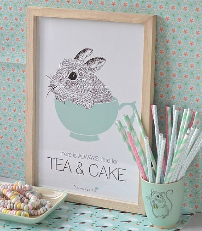 Cadre Tea & Cake
