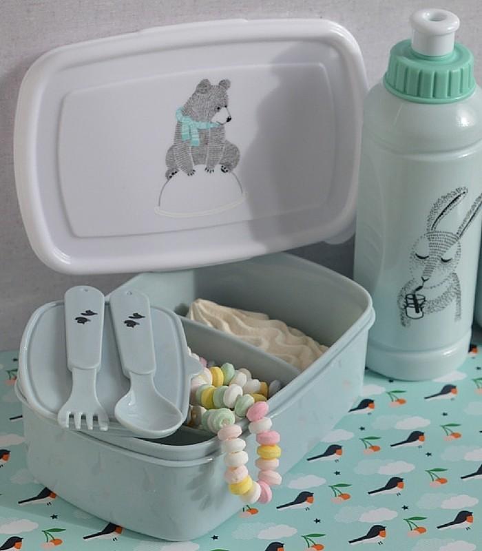 Lunch Box Pastel