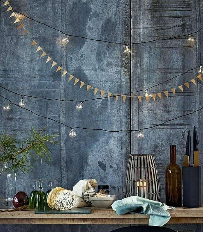 Guirlande lumineuse - 24 ampoules