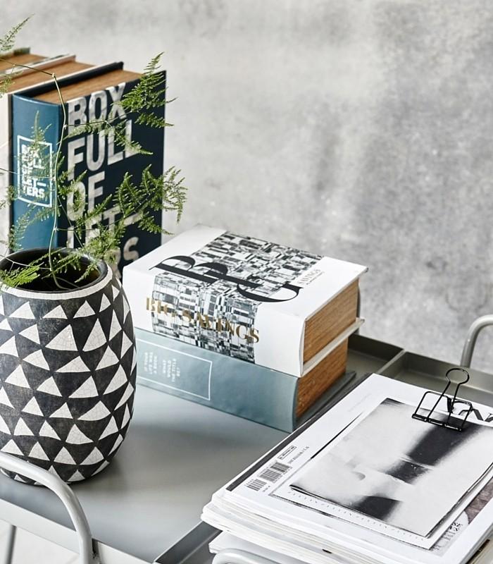 Set de 3 livres-boîtes - Déco/Rangement