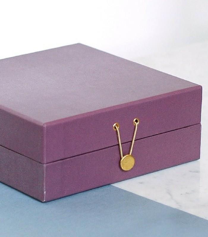 Set de 2 boîtes de rangement Art Work