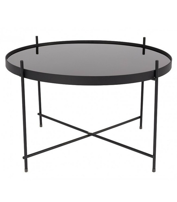 Table d'appoint noir Cupidon - M