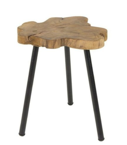 Table d'appoint Tree top - Teck