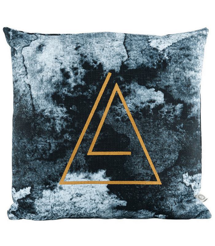 Coussin Triangle - 50x50 cm
