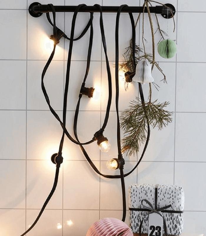 Guirlande lumineuse Waterproof - 10 ampoules LED