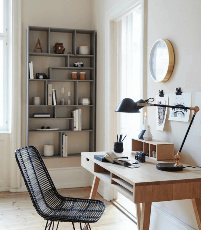 Lampe d'architecte - Métal/Laiton