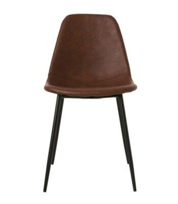 Chaise Forms - Cognac