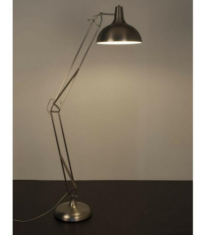 Lampadaire industriel OFFICE XXL - Noir