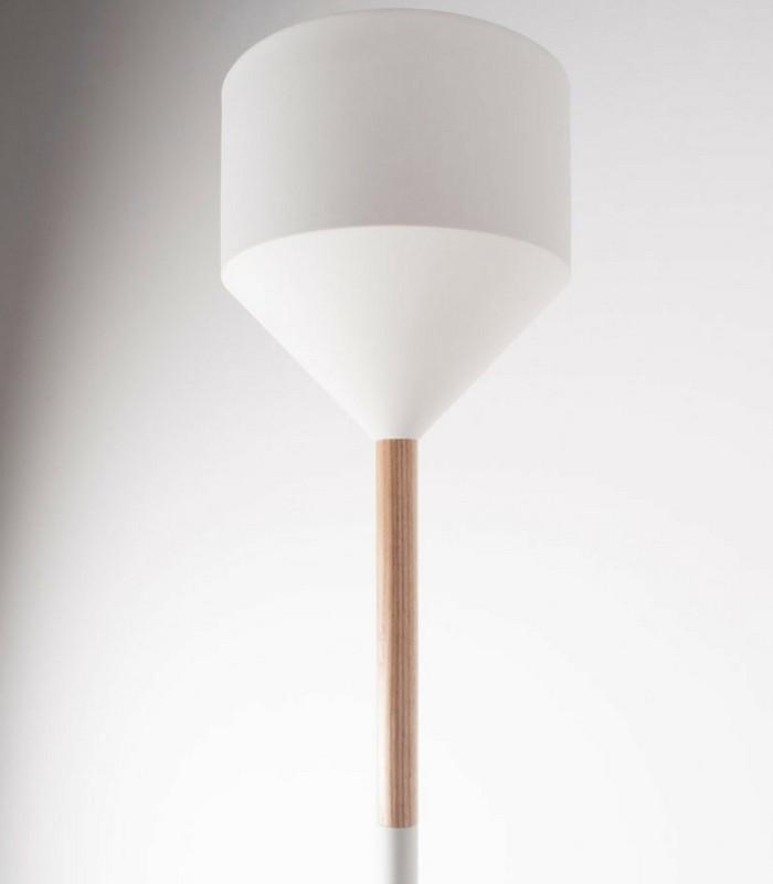 Lampadaire Torch - Cuivrée