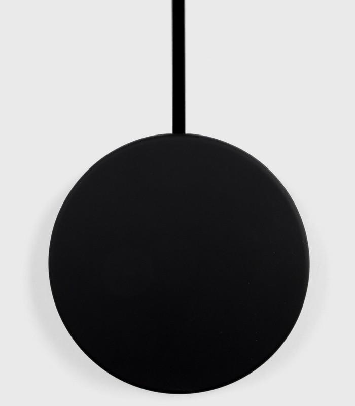 Horloge Minimale - noir
