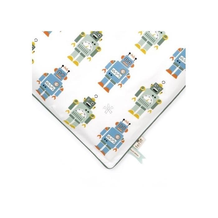 Parure de lit Bio Robots - Junior