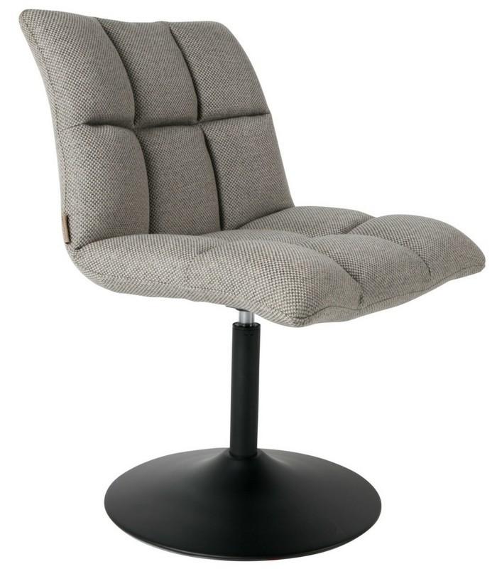 fauteuil Mini Bar - Gris clair
