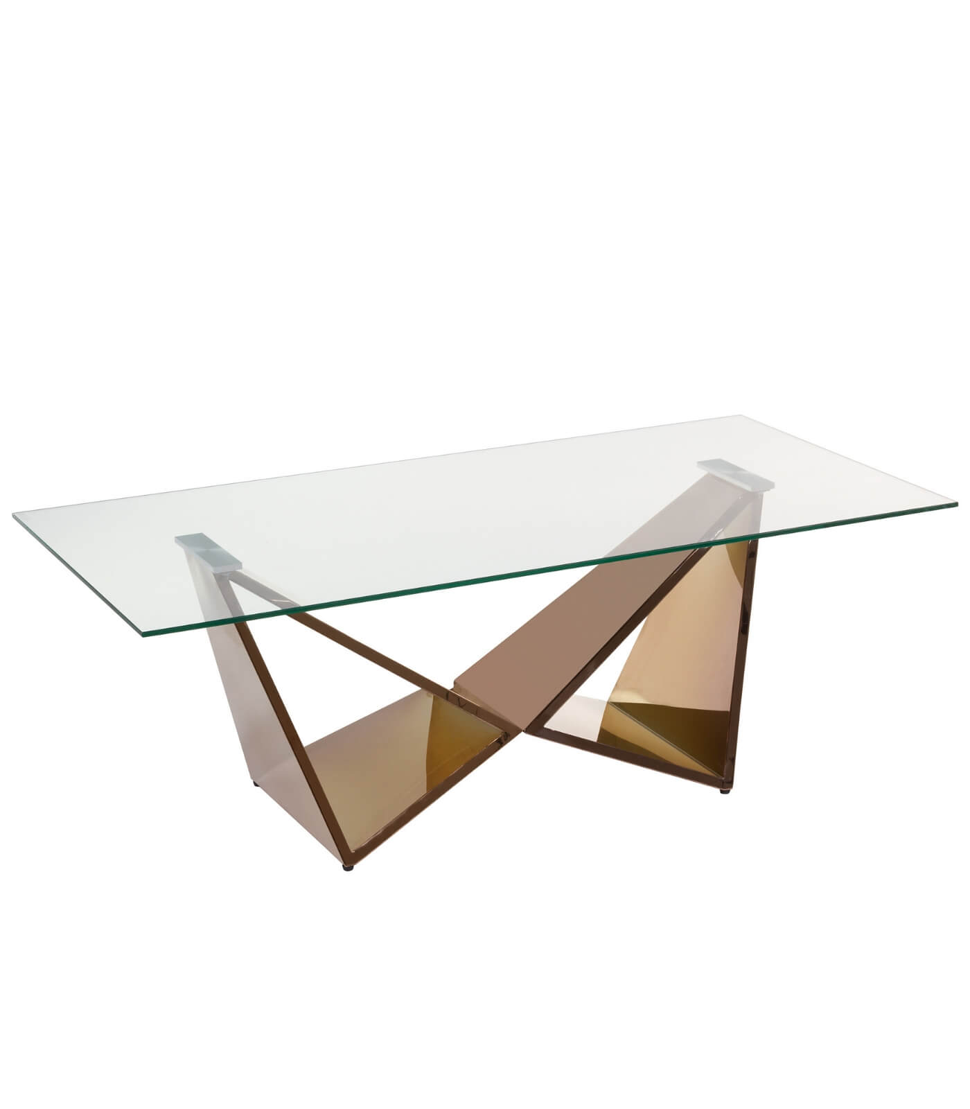 Flash Gold Table Basse Basse Table Verrerose UqpzVSM
